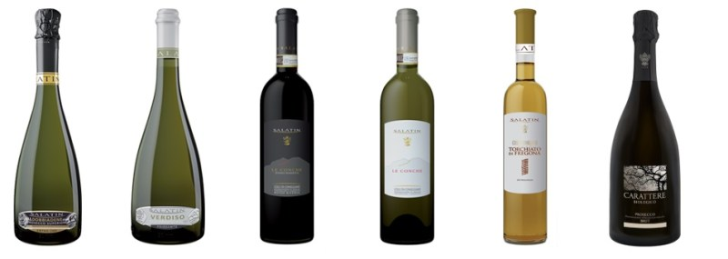 Salatin Wines Export to Asia