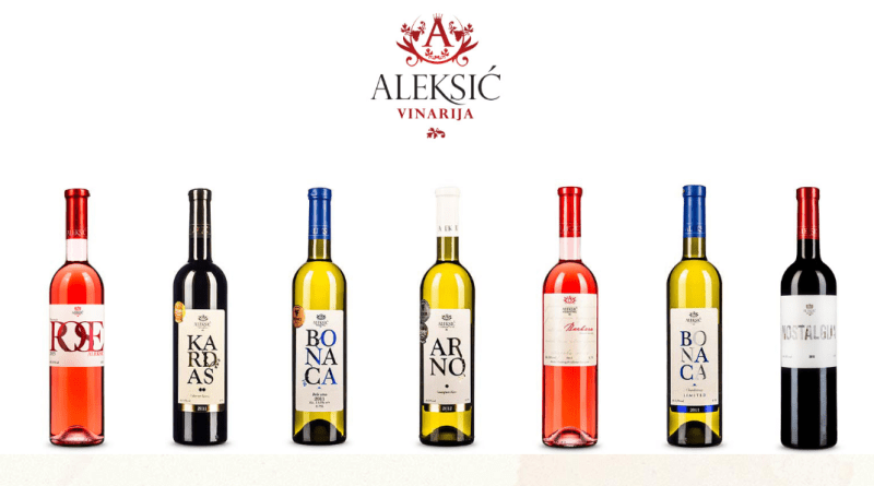 Aleksic Wines – A Lovestory from Passionate Balkans!