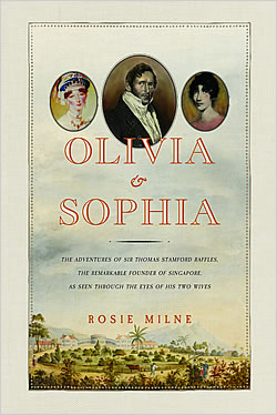 Olivia and Sophia by Rosie Milne