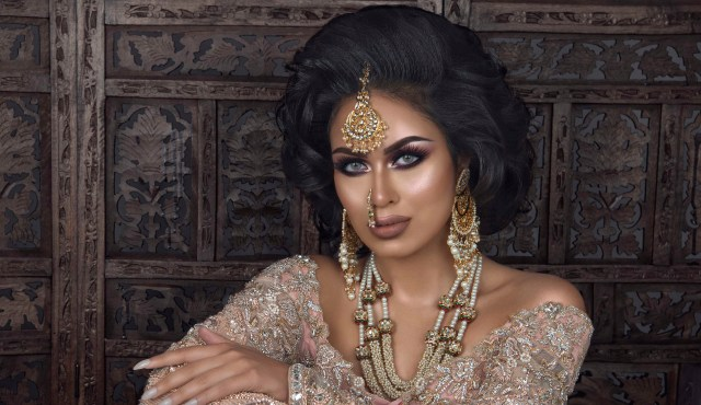 asian bridal makeup courses - indian - pakistani - makeup