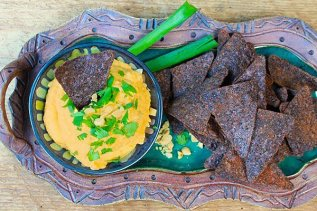 Roasted Thai Butternut Squash Dip