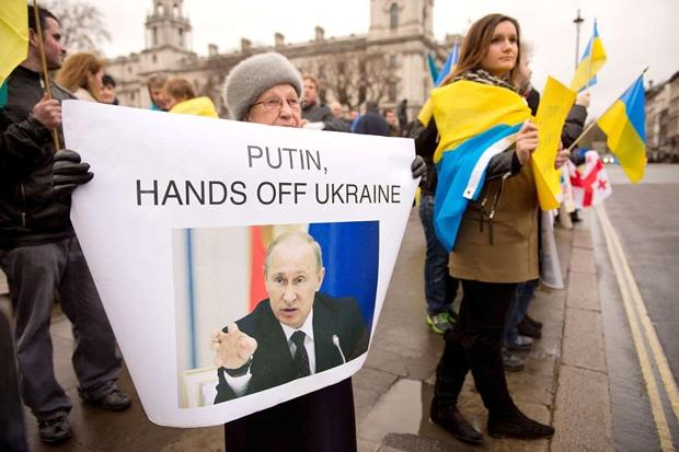 Image result for putin and ukraine