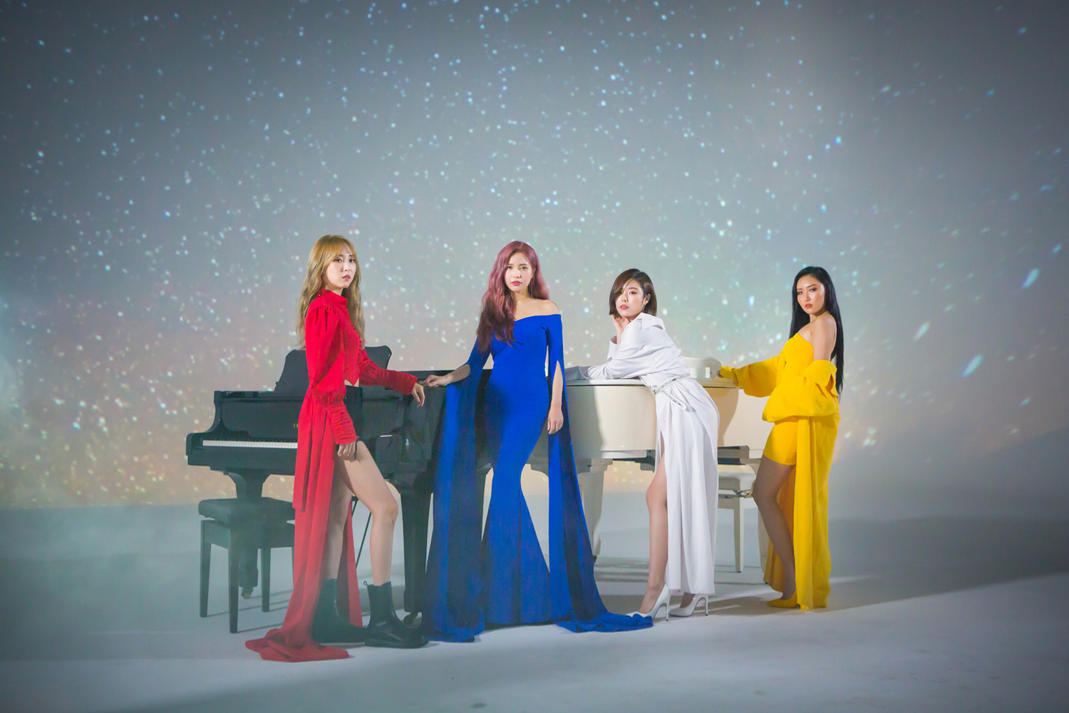 Image result for mamamoo paint me