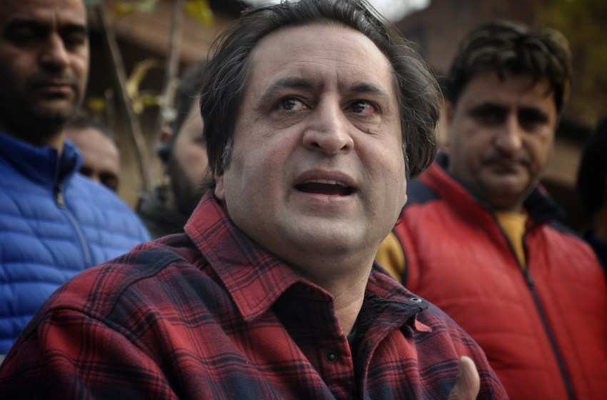 'No longer part of PAGD'; Sajad Lone writes to Dr Farooq Abdullah