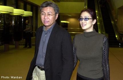 Sporean Ooi Gong Li Amp I Divorced 3 Years Ago