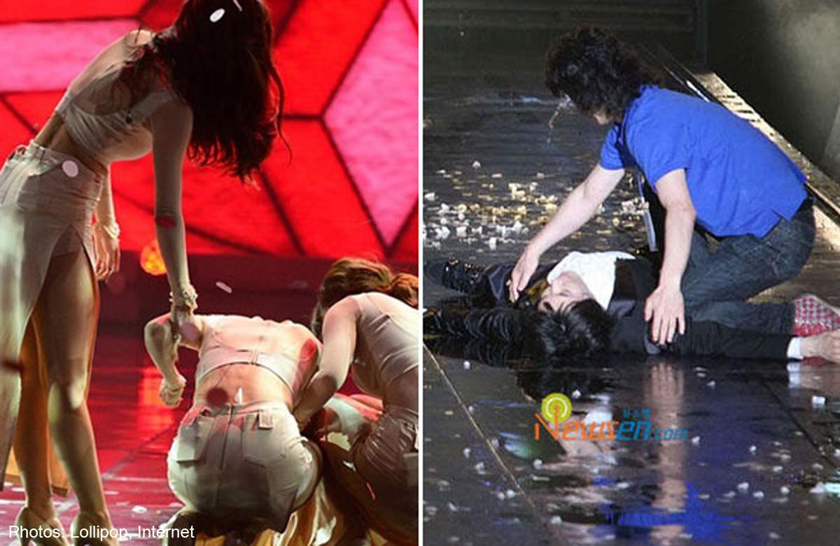 Afbeeldingsresultaat voor kpop groups fainting