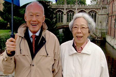 Lee Kuan Yew, Kwa Geok Choo