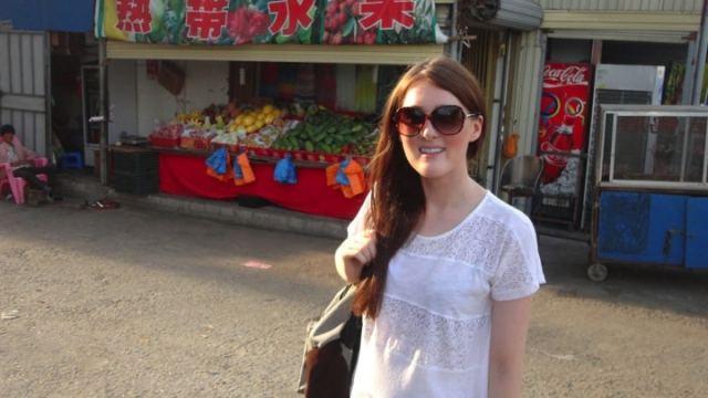 Alice Slevison AustCham Hong Kong Internship