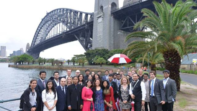 AIYD - Sydney Harbour bridge