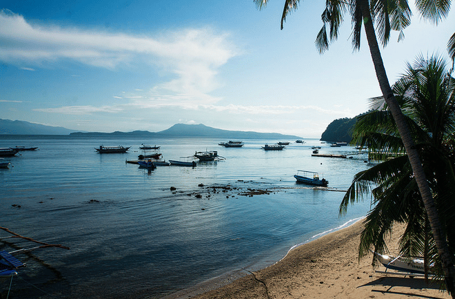 Sabang, The Philippines. Credit: Hugh Moore