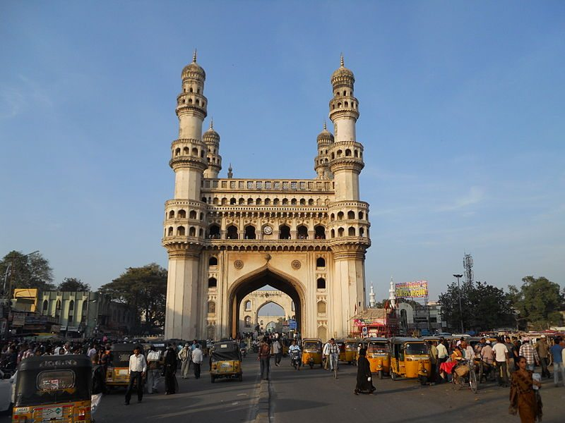Hyderabad - a melting pot of north and south Indian culture