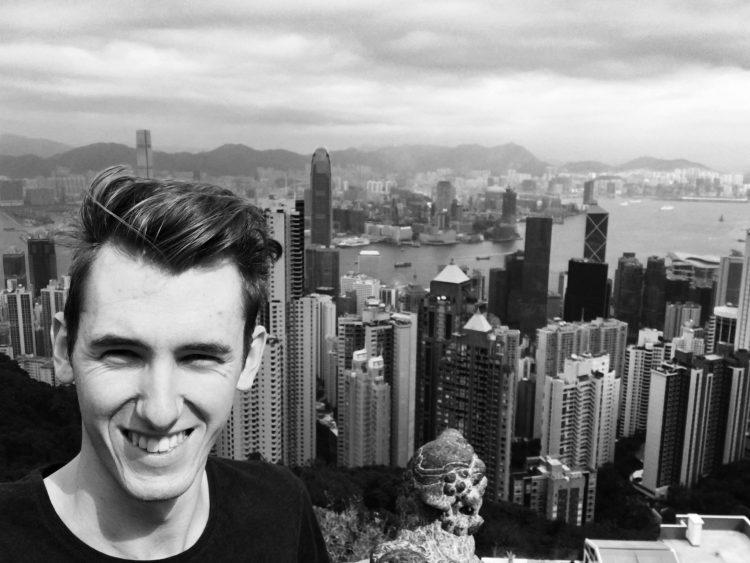 Ryan Cunningham - Hong Kong
