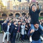 Australia-China Emerging Leaders Summit Sydney selfie