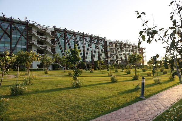 Jindal Global University new campus