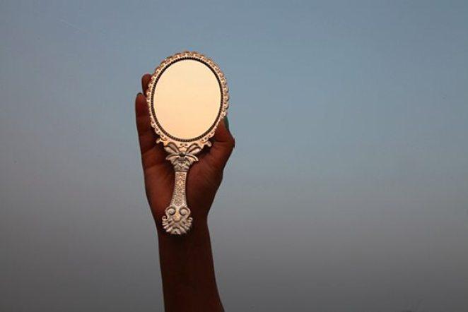 Mirrors. Image: Mohini Chandra