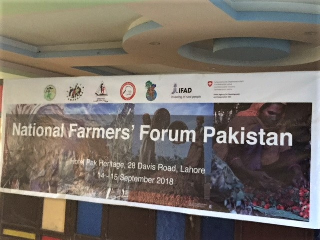 MTCP2 launched in Pakistan | Asia-Pacific Farmers' Forum