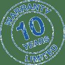 a-cast 10 year limited warranty