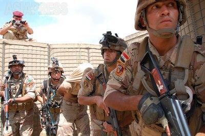 【写真特集・モスル】イラク軍掃討作戦からIS台頭までを振り返る(1) (写真9枚)