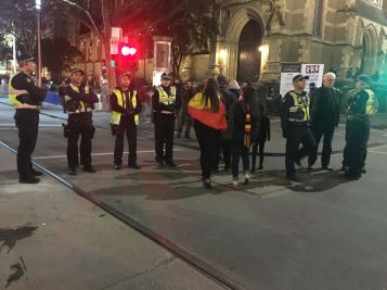 Melbourne protest 10