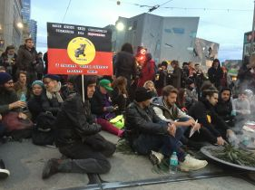 Melbourne protest 2
