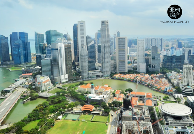 High foreign investors rate in Singapore property| Singapore Property | Yazhou Property