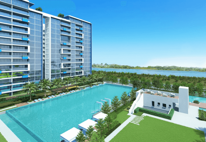 The Santorini is a Singapore condo to watch out for before you buy property in Singapore | Singapore Property | Yazhou Property