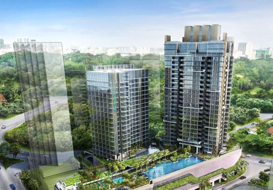 Live next to Orchard Road with Singapore condo Cairnhill Nine| Singapore Properties | Yazhou Property