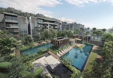 Kent Ridge Hill Residences at District 5 | Yazhou Property