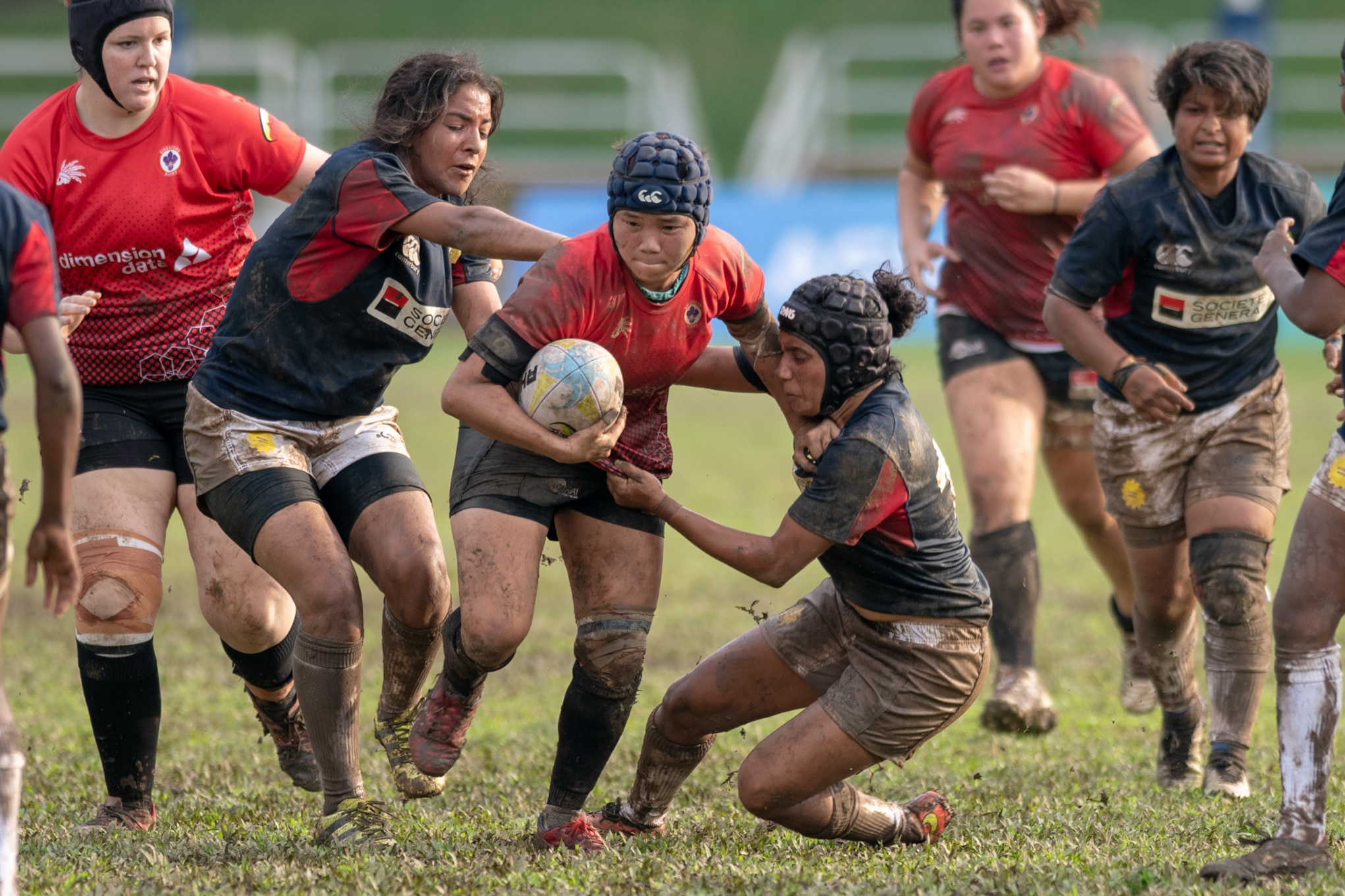 Pardeshi: India women play with all heart #RugbyIndia #AsiaRugby