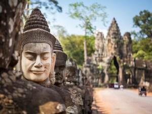 Cambodia at a Glance 8 Days