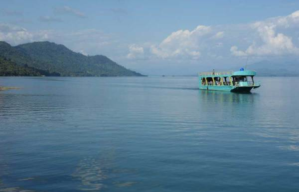 Nam Ngum Lake,Nam Ngum Lake travel,Nam Ngum Lake tours