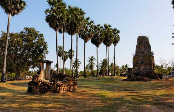 Preah Khan of Kampong Svay,Preah Khan of Kampong Svay in Cambodia
