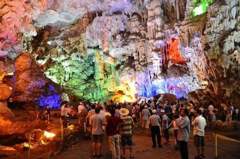 Cave Thien Cung A Mysterious Paradise Under The Earth