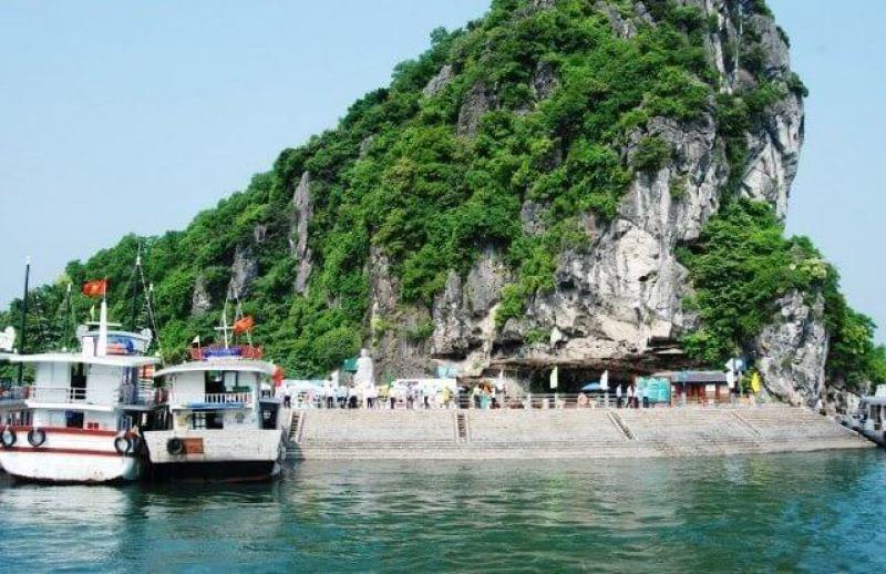 Ti Top Island - Pearl of Ha Long Bay heritage