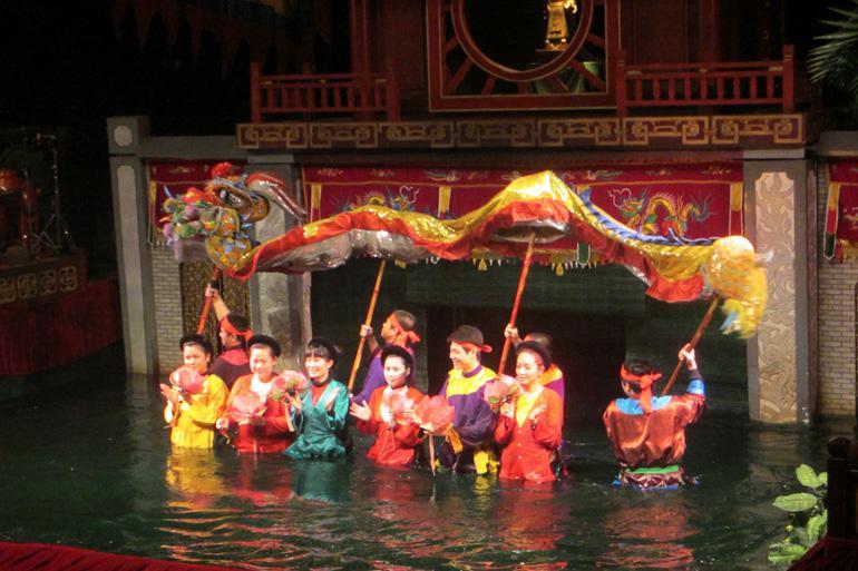 Water Pupper Theatre