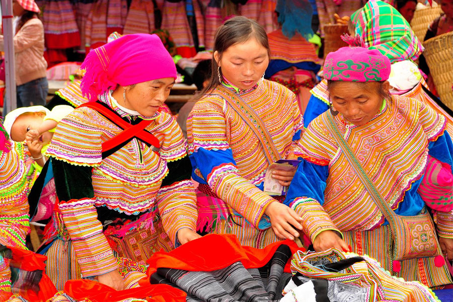 Places to visit in Bac Ha,The best time to visit Bac Ha