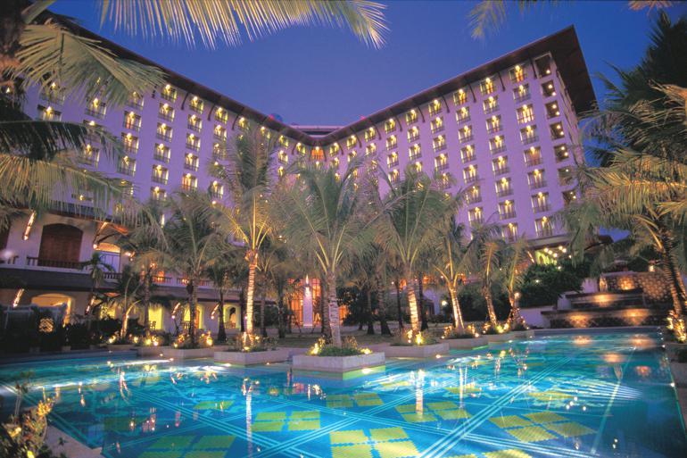 Hotel in Myanmar
