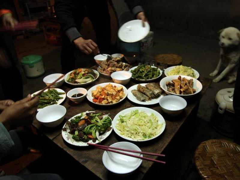 Food in Sapa - Vietnam Tour