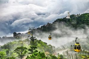 Journey to gorgeous Ba Na Hills