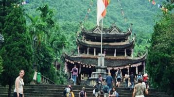 Perfume pagoda – Where the history recorded