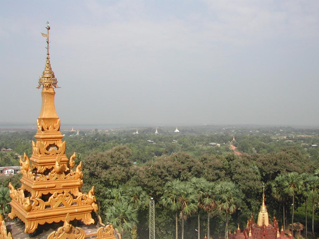 A brief history of Bago City (Pegu)