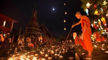 Full-moon festival in Mekong Delta