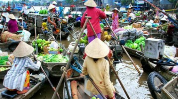 What to do if you just have 1 day in Mekong Delta in Vietnam