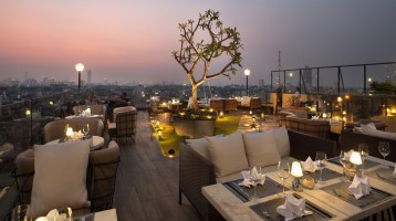 The Hanoi restaurants with magnificent view