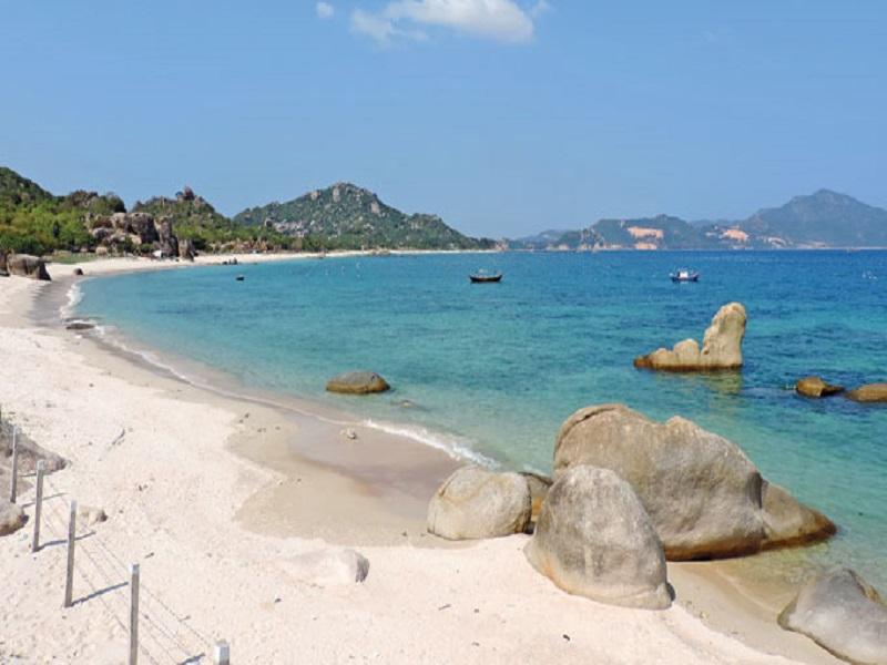 Tu Binh Island 1