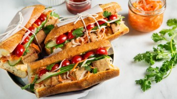 Banh Mi – the delicious Vietnamese street food over the years