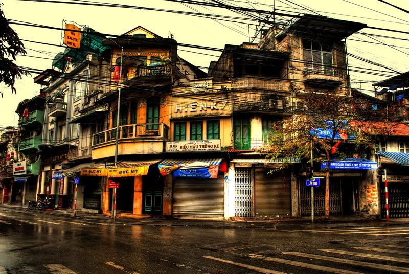 Hanoi Old Quater
