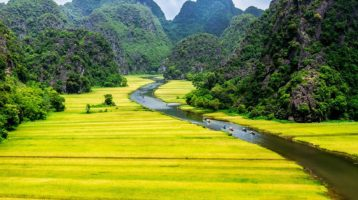 Share experiences of Ninh Binh Tour