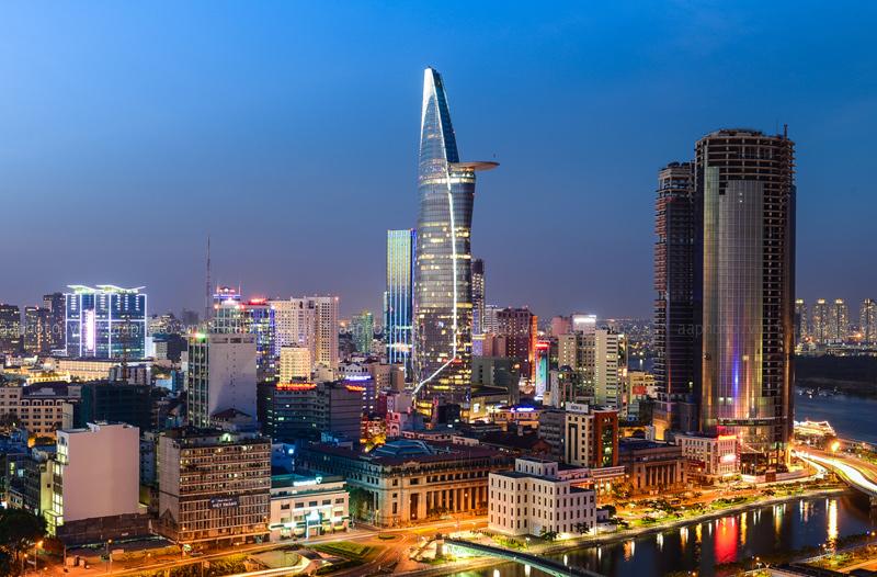 Ho Chi Minh City - Top most morden cities of Vietnam