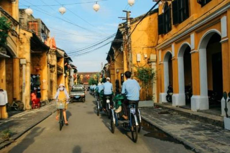 Hoi An Ancient Town - World Cultural Heritage